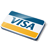 VISA payment icon